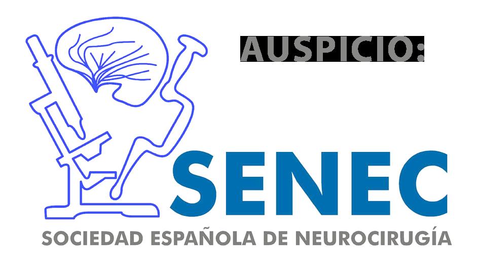 Auspicio SENEC SENEPE Sociedad Española de Neurocirugía Pediátrica
